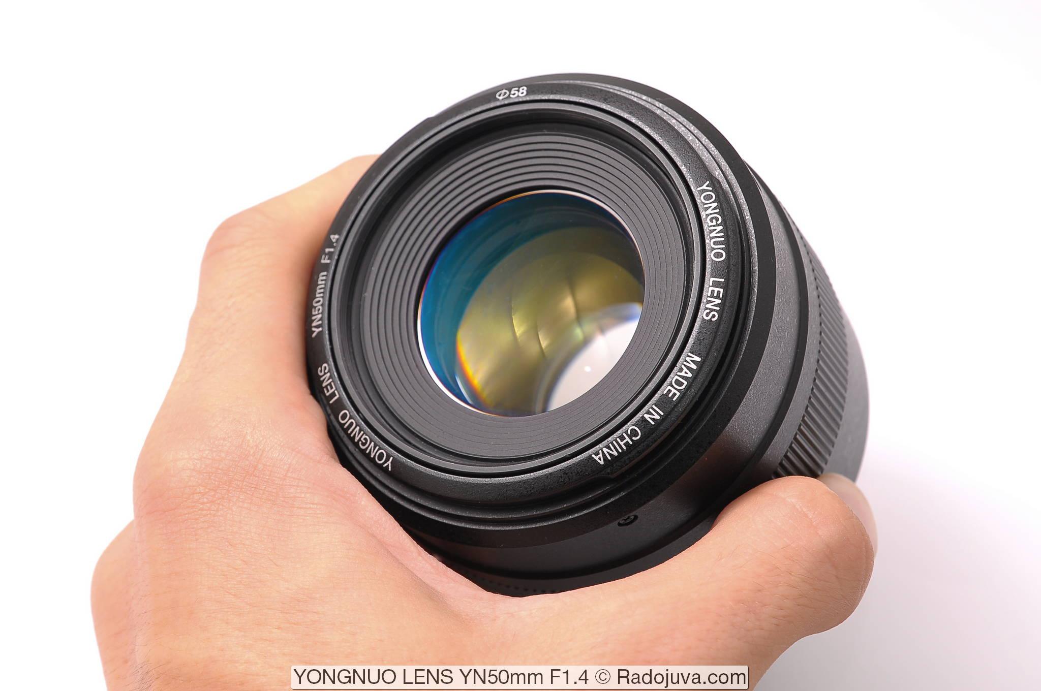 Yongnuo YN 50mm f/1.4