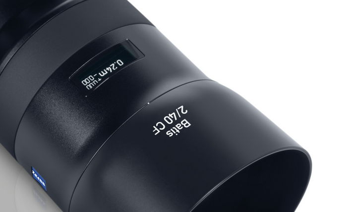 ZEISS Batis (Distagon) 40mm F/2 CF