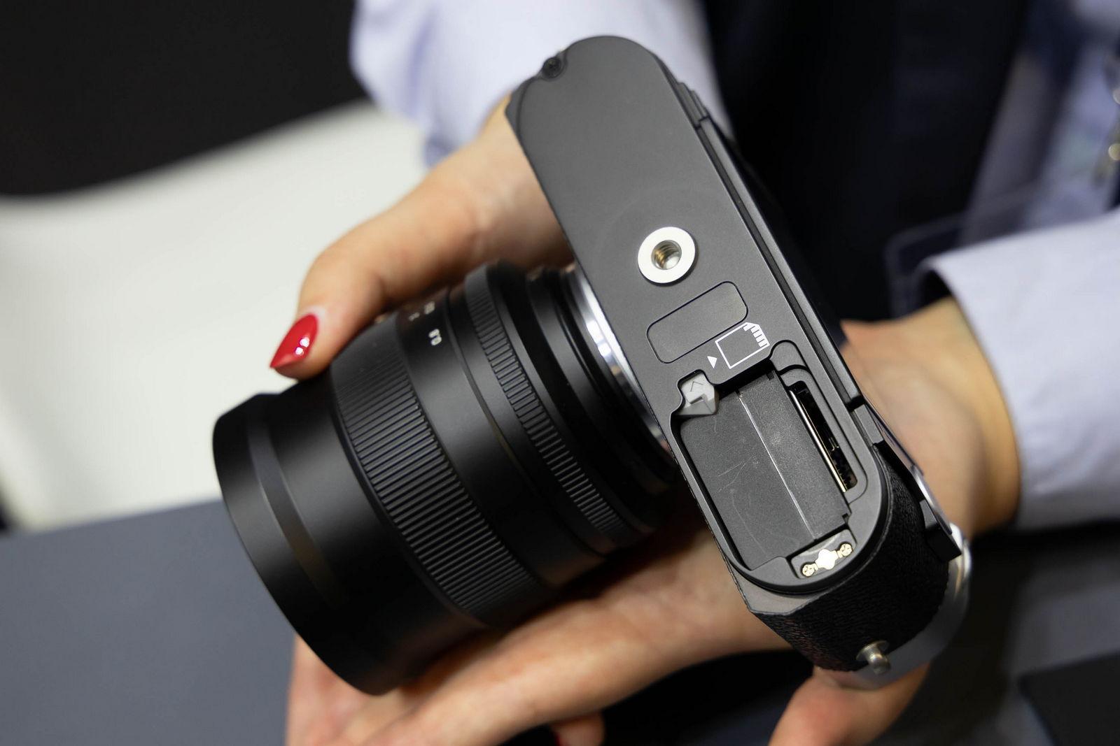 Zenit M и Zenitar 35mm f/1.0