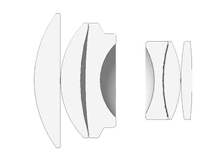 Оптическая схема 7artisans 55mm f/1.4