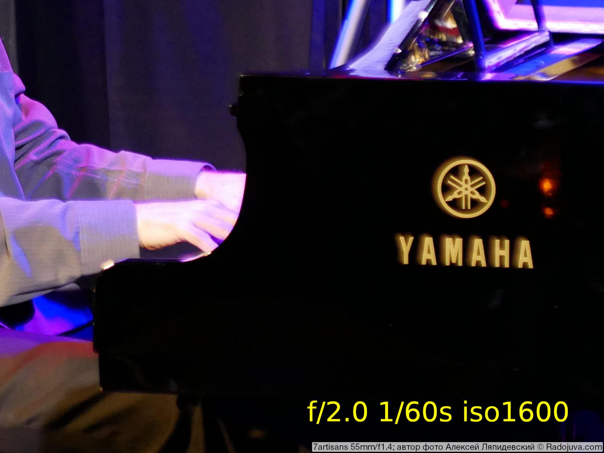 Пример фото на 7artisans 55mm f/1.4