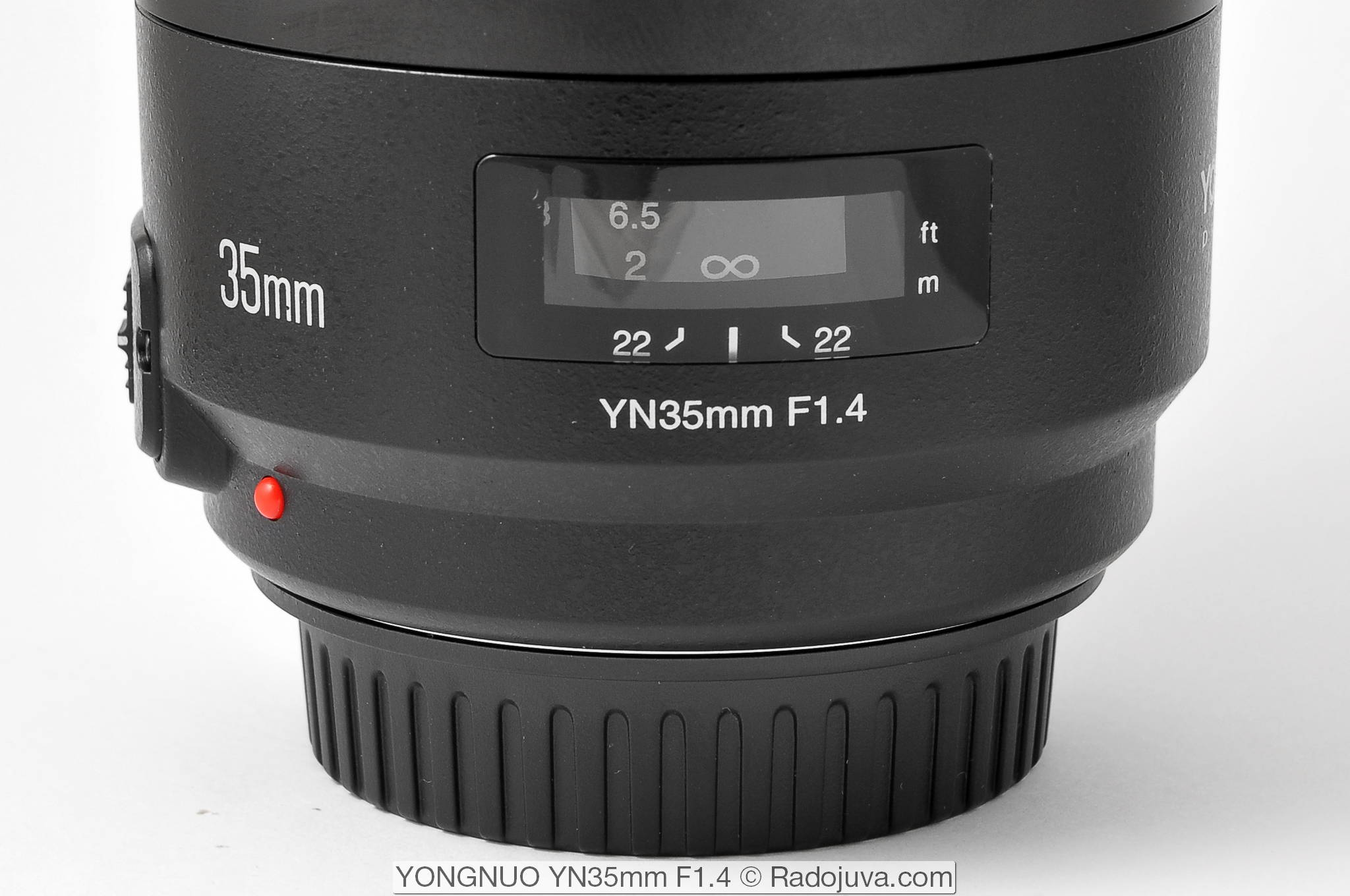 YONGNUO YN35mm F1.4