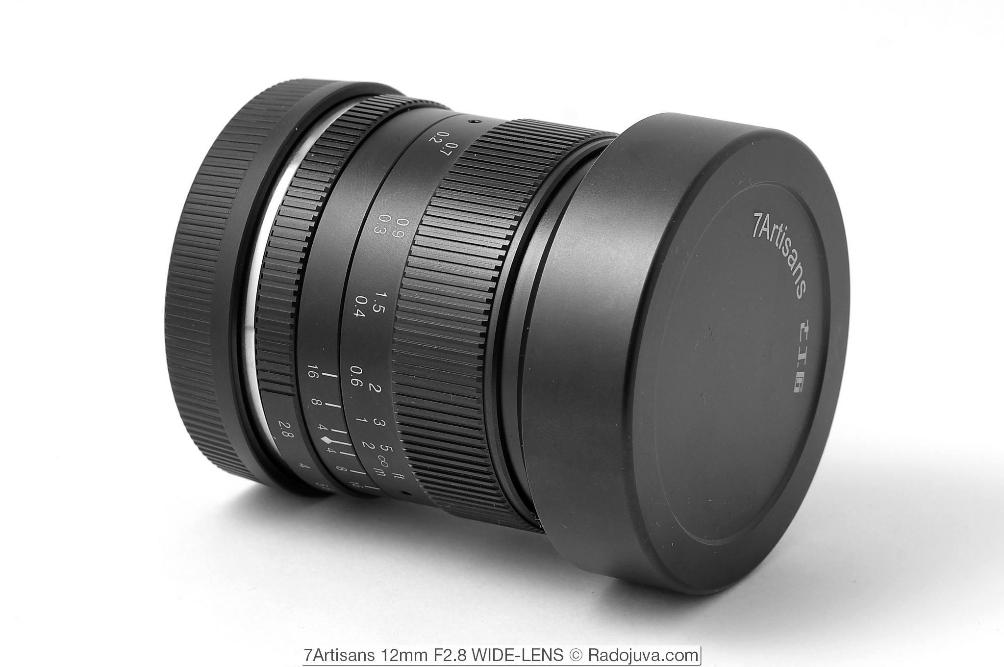 7Artisans 12mm F2.8 WIDE-LENS