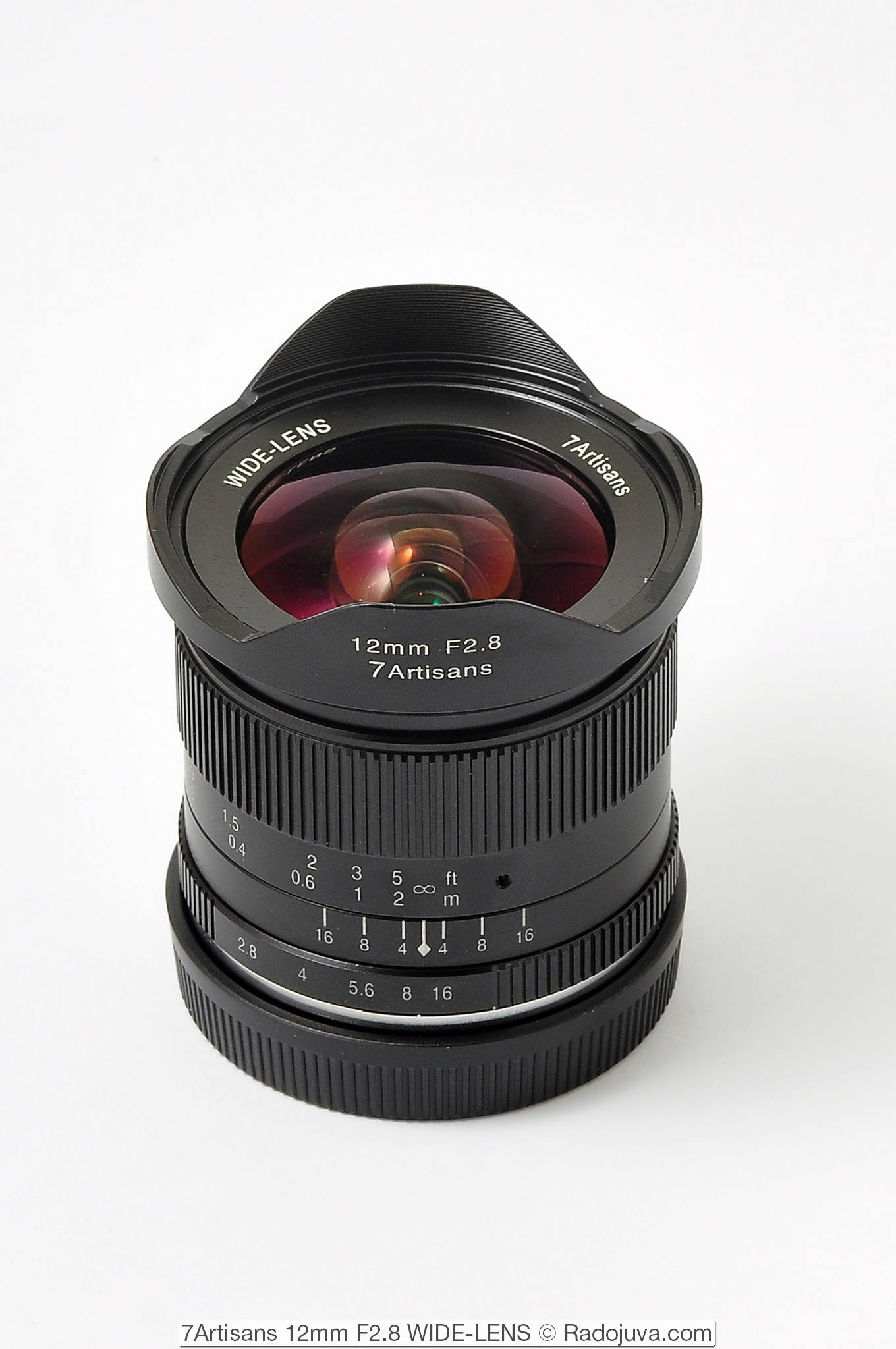 7Artisans 12mm F2.8 WIDE-LENS