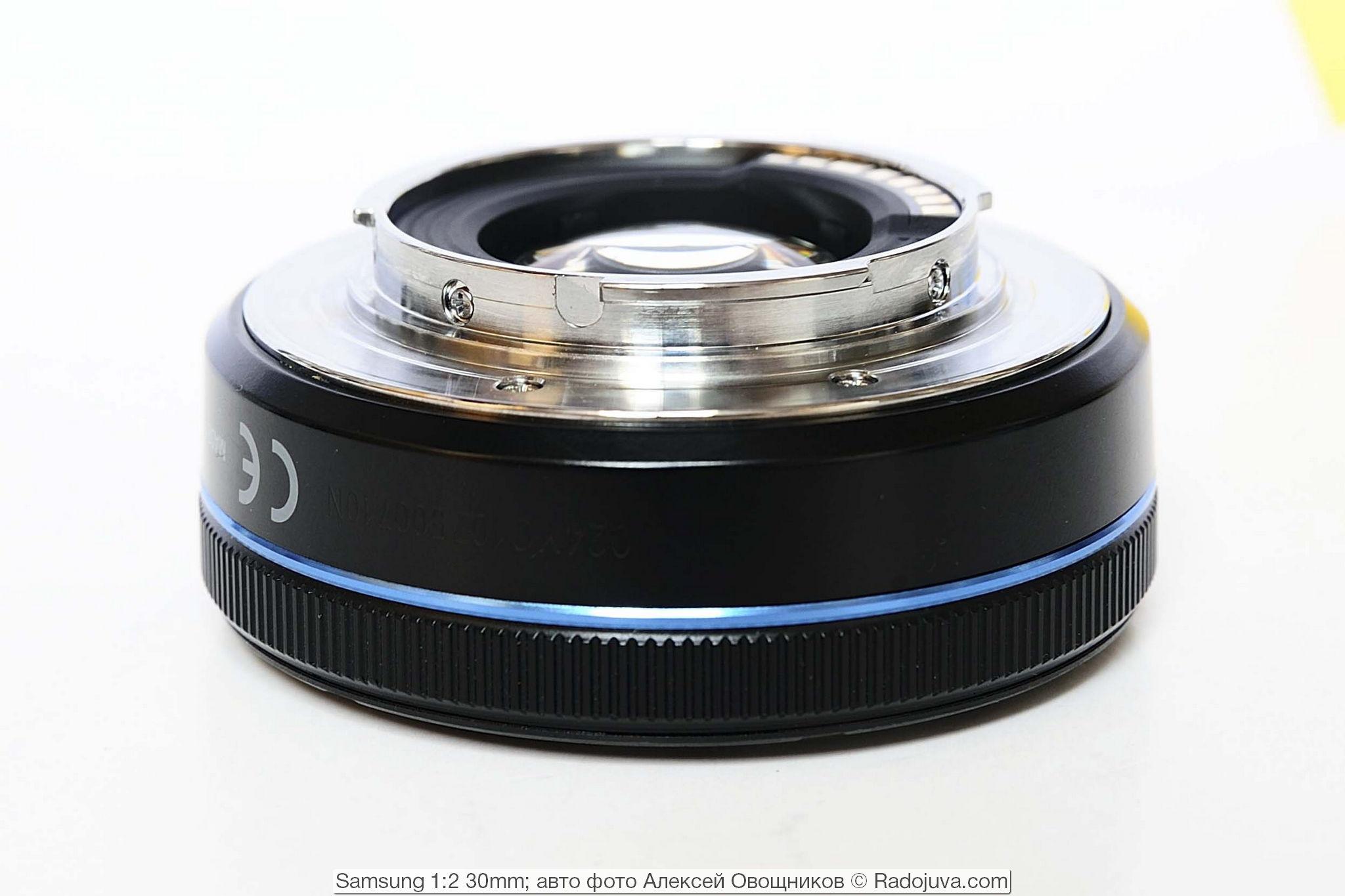 Samsung 1:2 30mm