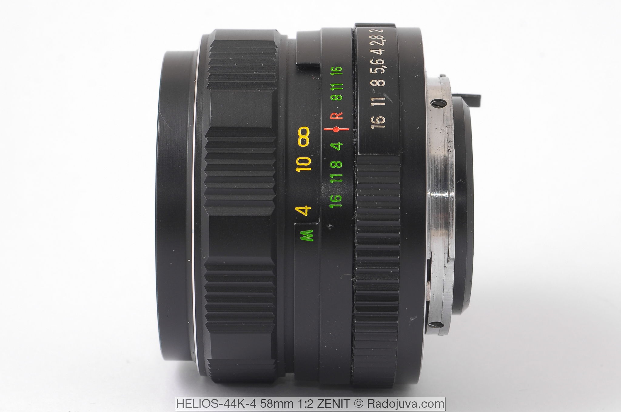 HELIOS-44K-4 58mm 1:2