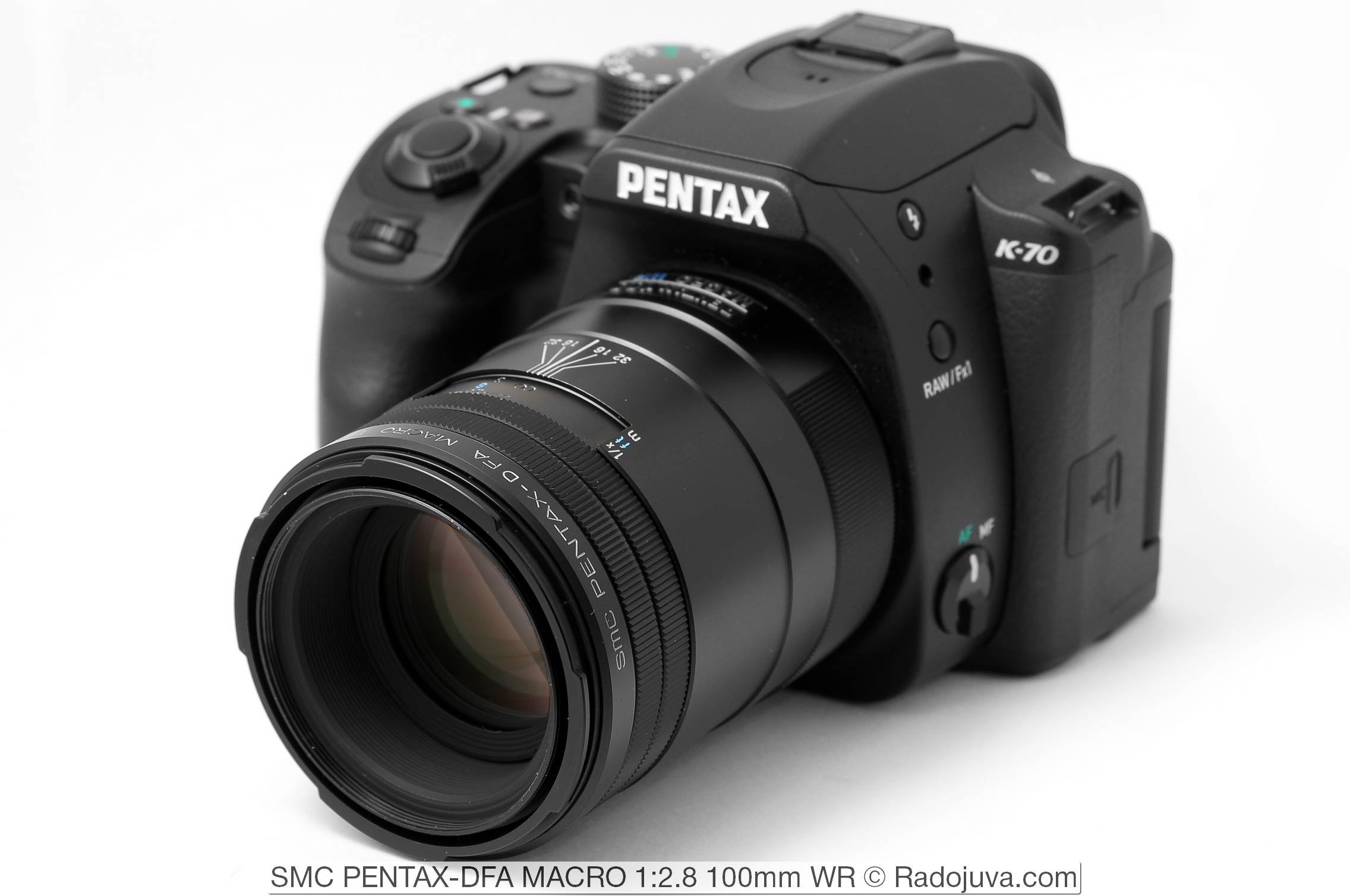 SMC PENTAX-DFA MACRO 1:2.8 100mm WR
