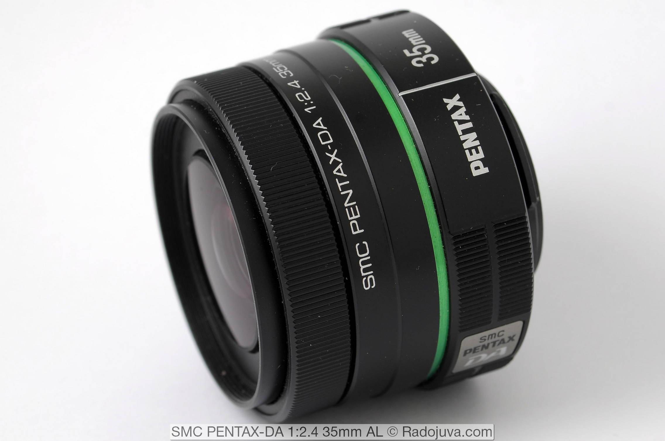 SMC PENTAX-DA 1:2.4 35mm AL