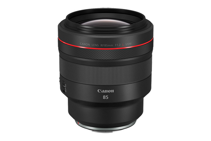Объектив Canon Lens RF 85mm F1.2 L USM