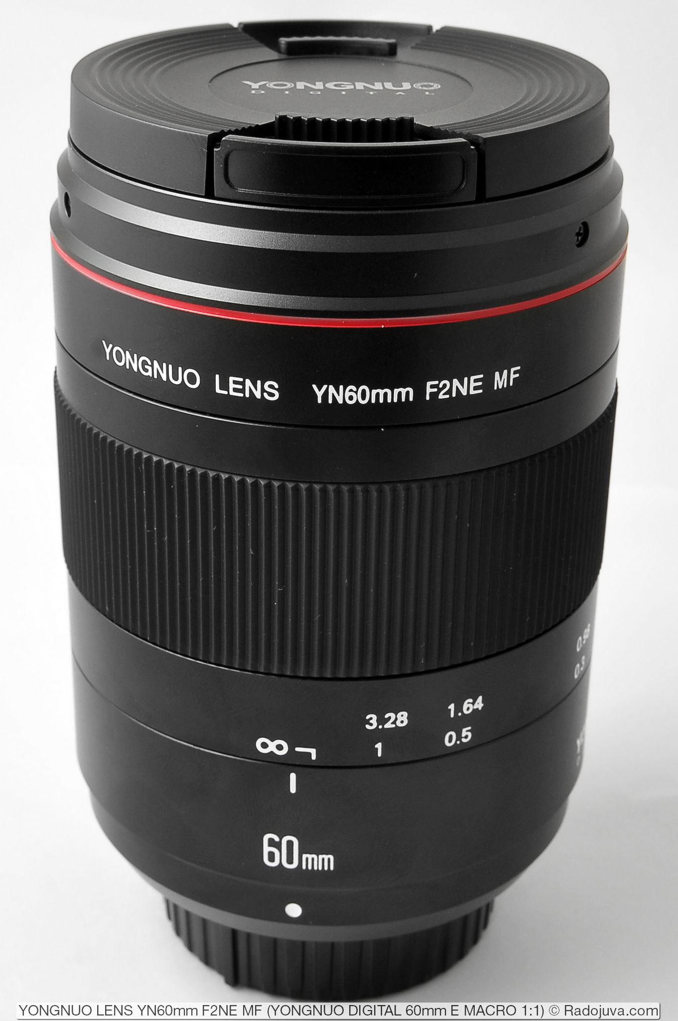 YONGNUO LENS YN60mm F2NE MF