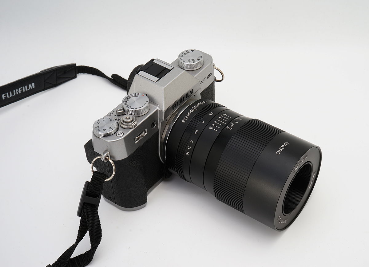 7artisans 60mm F2.8 Macro