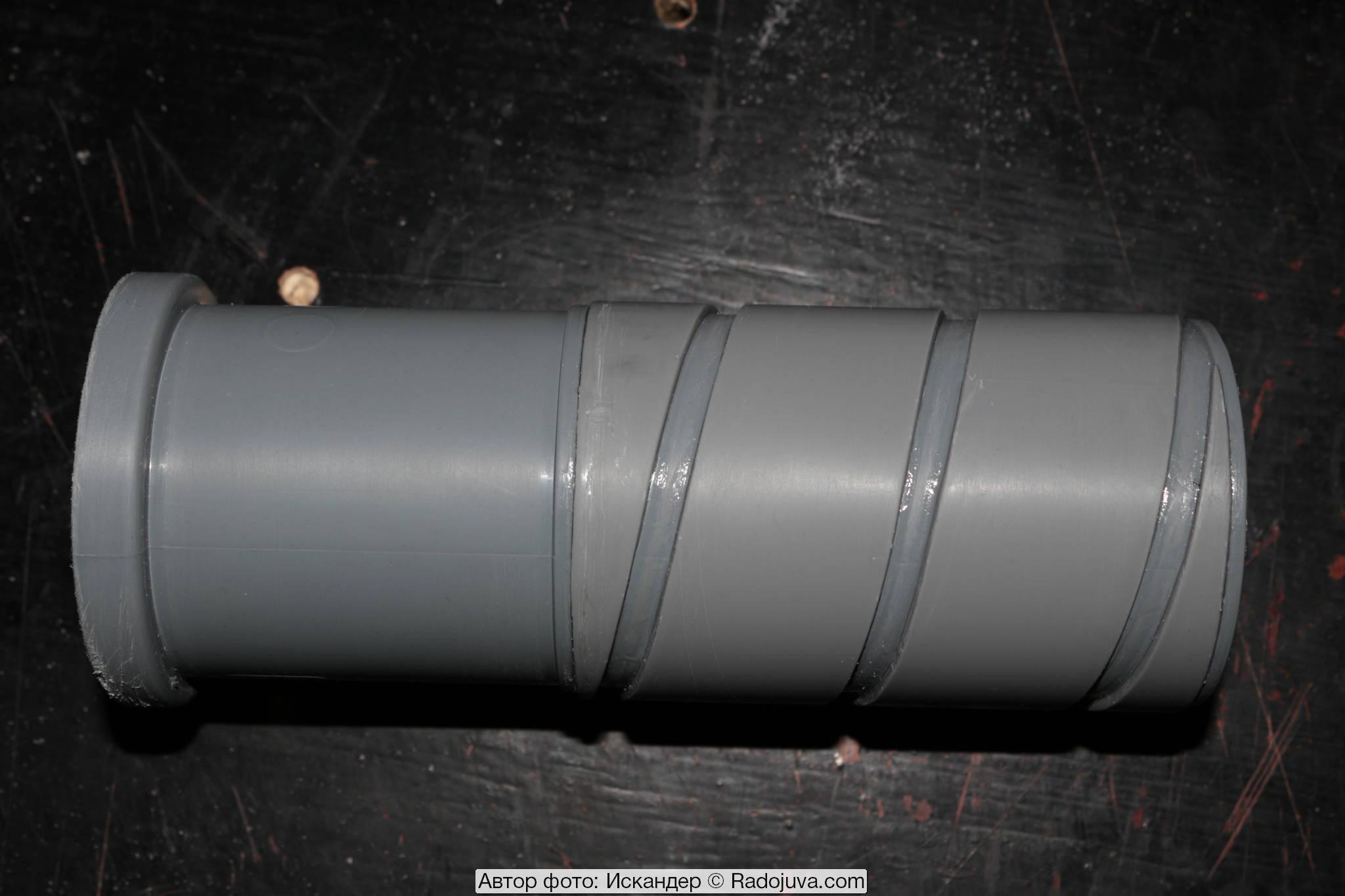 Переделка ЗТ4-20х50