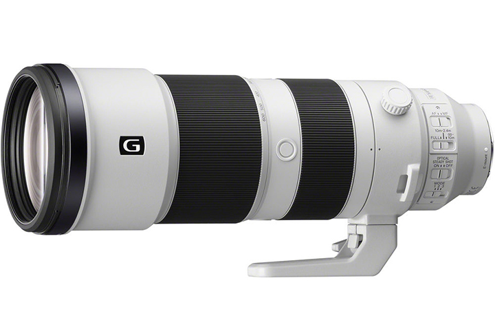 Sony FE 200-600mm 1:5.6-6.3 G OSS