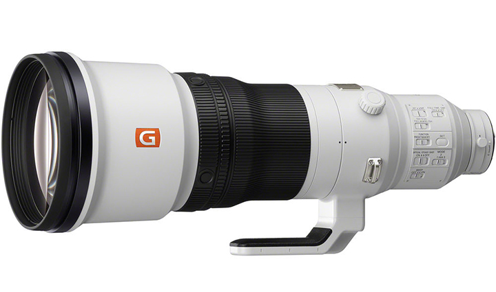 Sony FE 600mm 1: 4 GM OSS