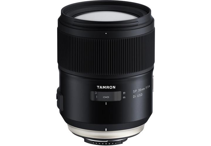 Tamron SP 35mm F/1.4 Di USD