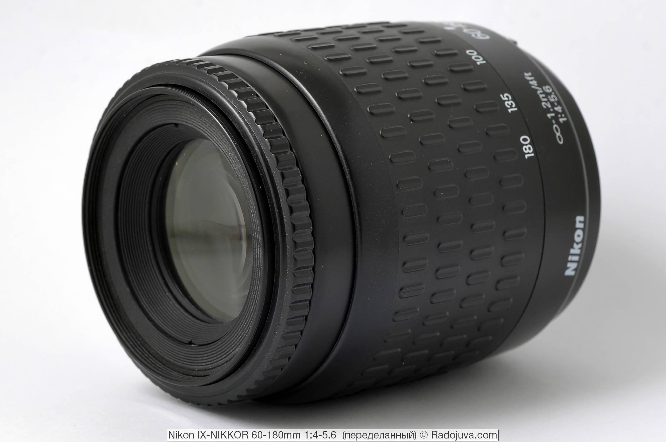 Nikon IX-NIKKOR 60-180mm 1:4-5.6