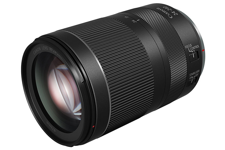 Canon Lens RF 24-240mm F4-6.3 IS USM
