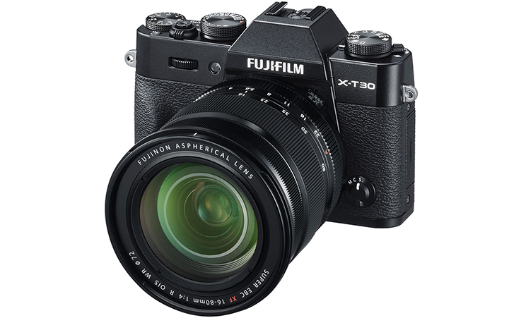 FUJINON ASPHERECAL LENS SUPER EBC XF 16-80mm 1:4 R OIS WR