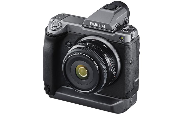 FUJINON GF LENS 50mm 1:3.5 R LM WR