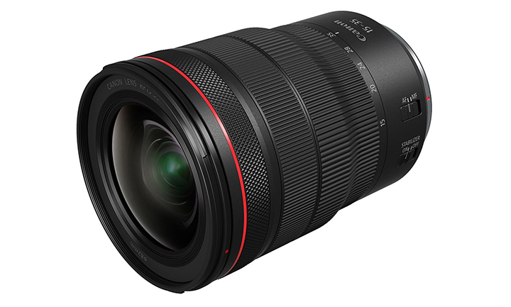 Canon Lens RF 15-35mm F2.8 L IS USM