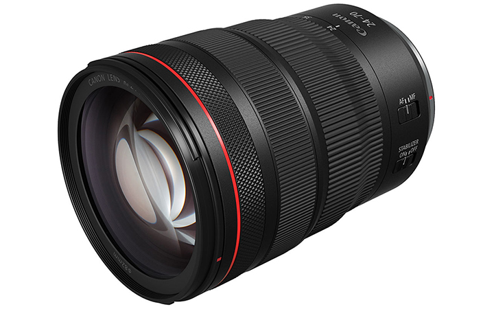 Canon Lens RF 24-70mm F2.8 L IS USM