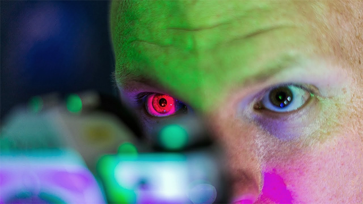 Canon Eye Controlled Focus