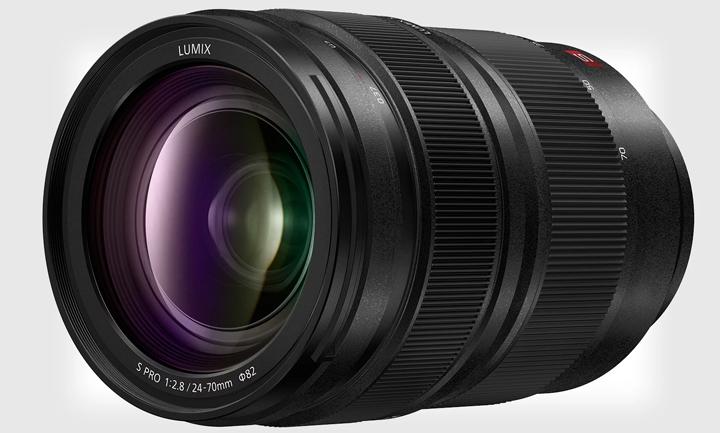 Panasonic Lumix S PRO 1: 2.8 / 24-70mm