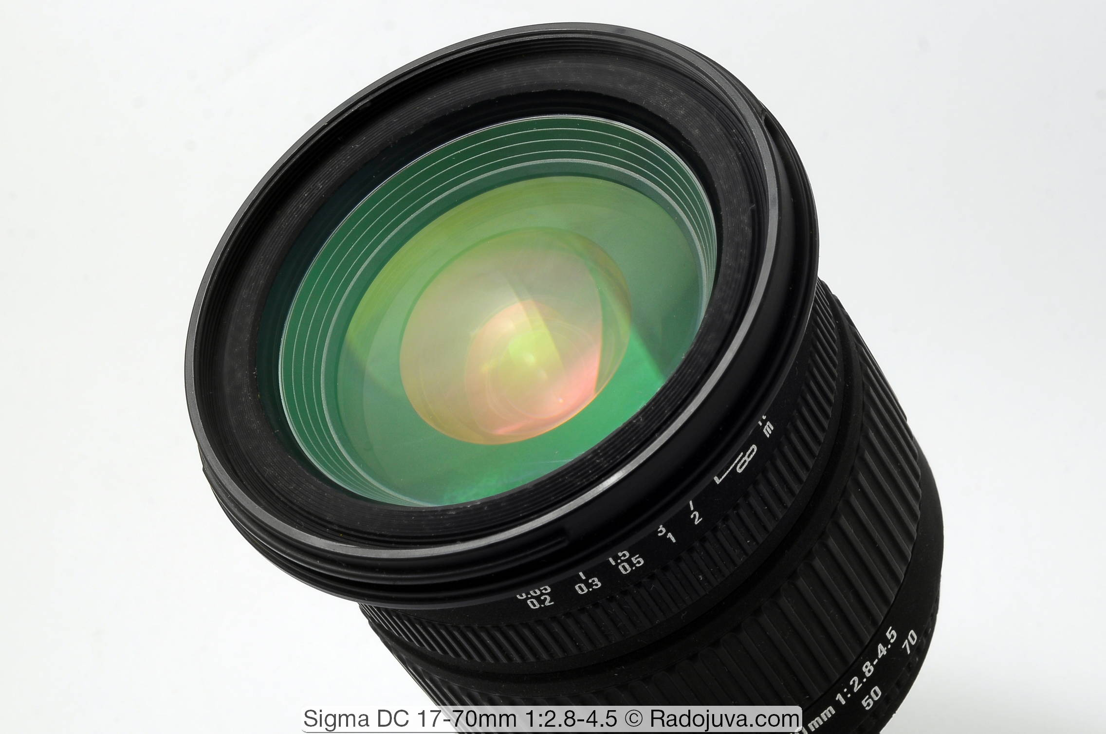 Sigma DC 17-70mm 1:2.8-4.5