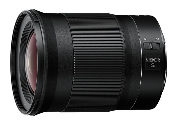 Nikon Nikkor Z 24mm 1:1.8 S