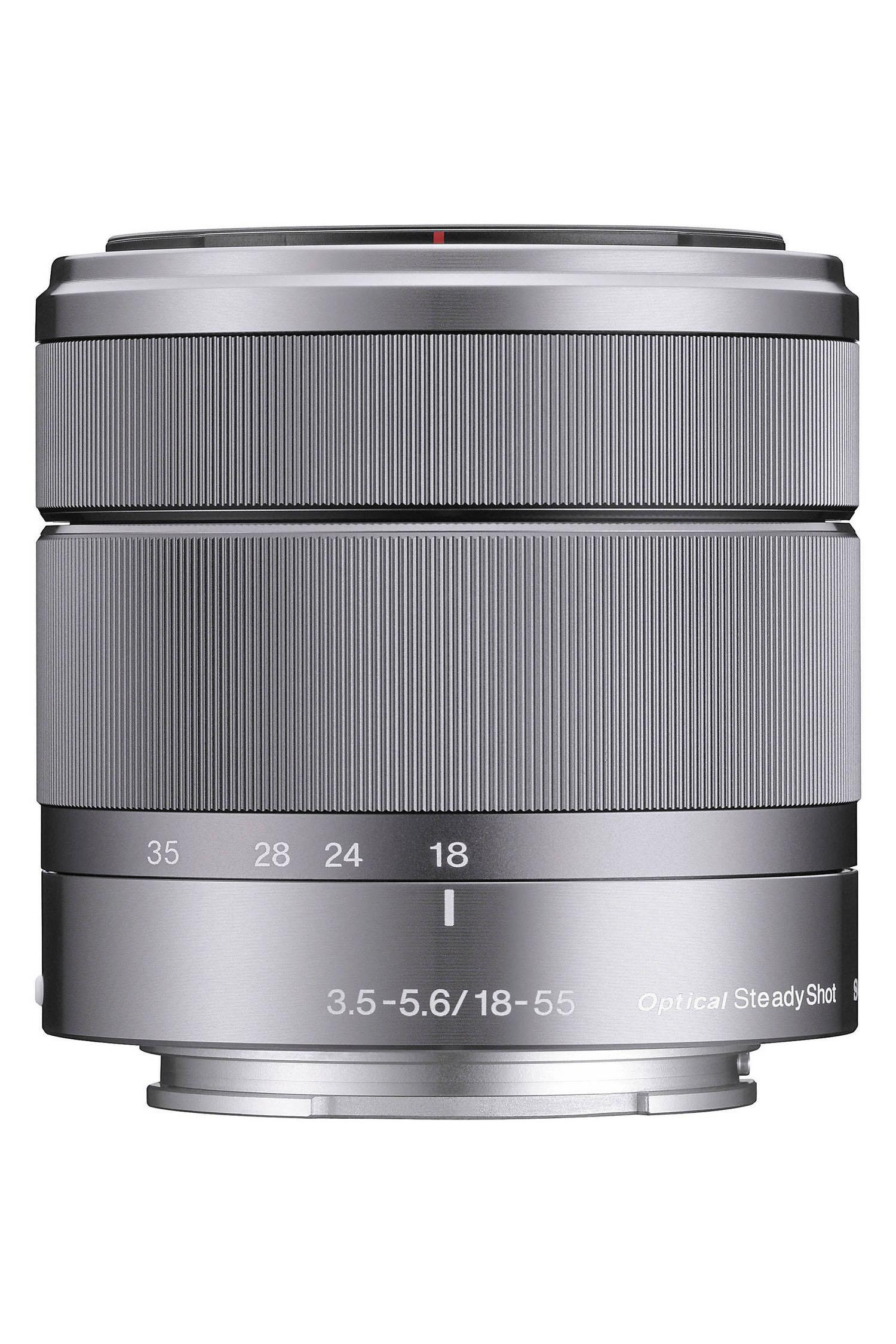 Sony E 3.5-5.6/18-55 OSS