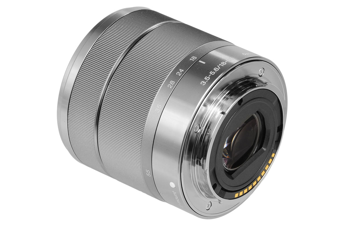 Sony E 3.5-5.6/18-55 OSS (Optical Steady Shot, E-mount)