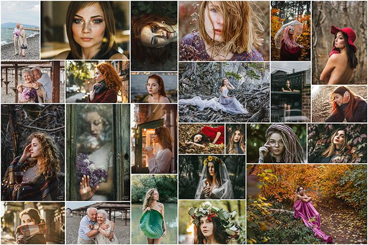 Работы на Гелиос от Ульяны Букановой