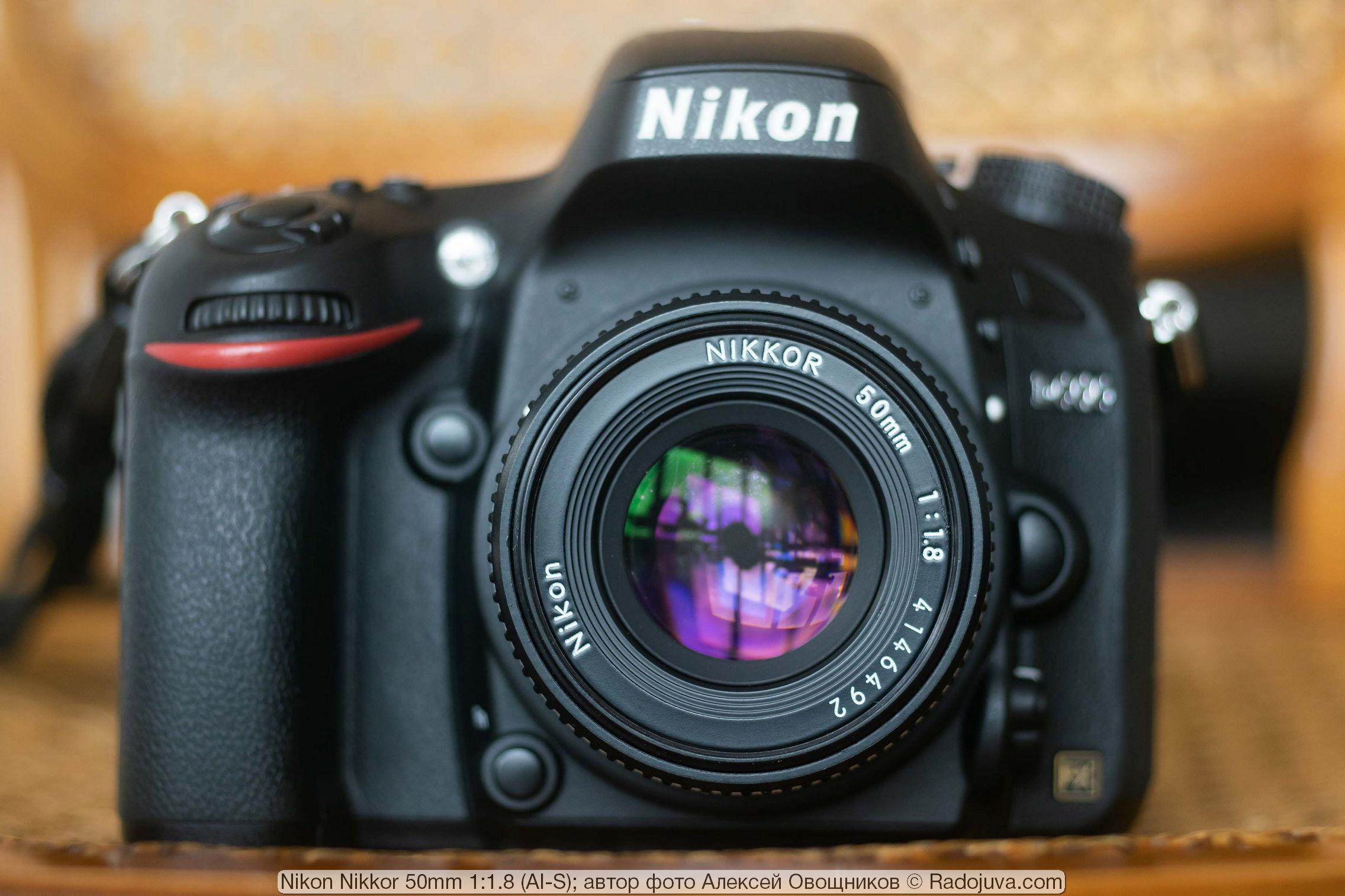 Вот пример того как этот объектив смотрится на Nikon D600.