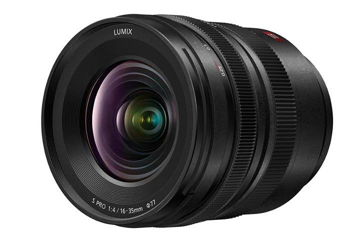 Panasonic LUMIX S PRO 1:4/16-35mm