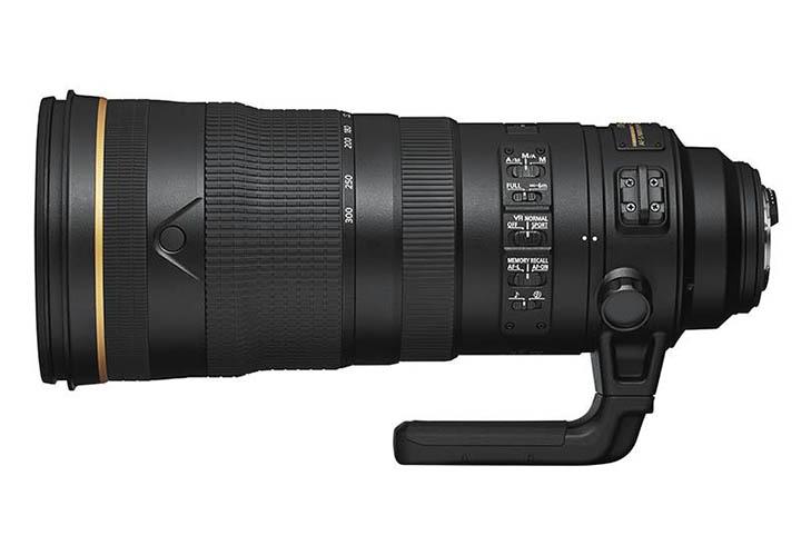 Nikon N AF-S Nikkor 120-300mm 1:2.8E FL ED SR VR