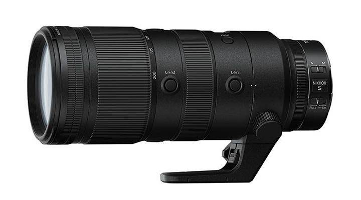 Nikon Nikkor Z 70-200mm 1:2.8 VR S