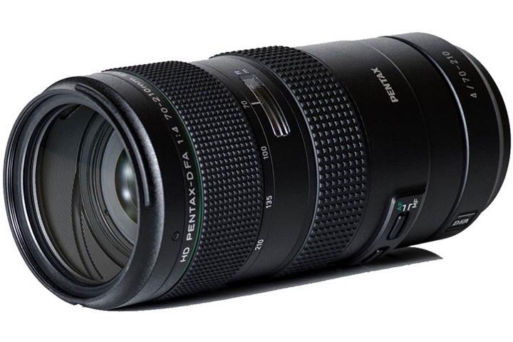 HD Pentax-D FA 1:4 70-210mm ED SDM WR
