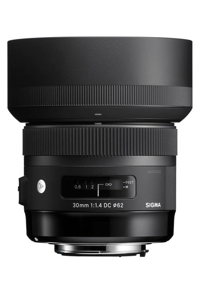 Sigma 30mm 1:1.4 DC A (Art)
