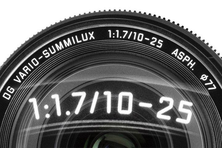 Super fast zoom lenses