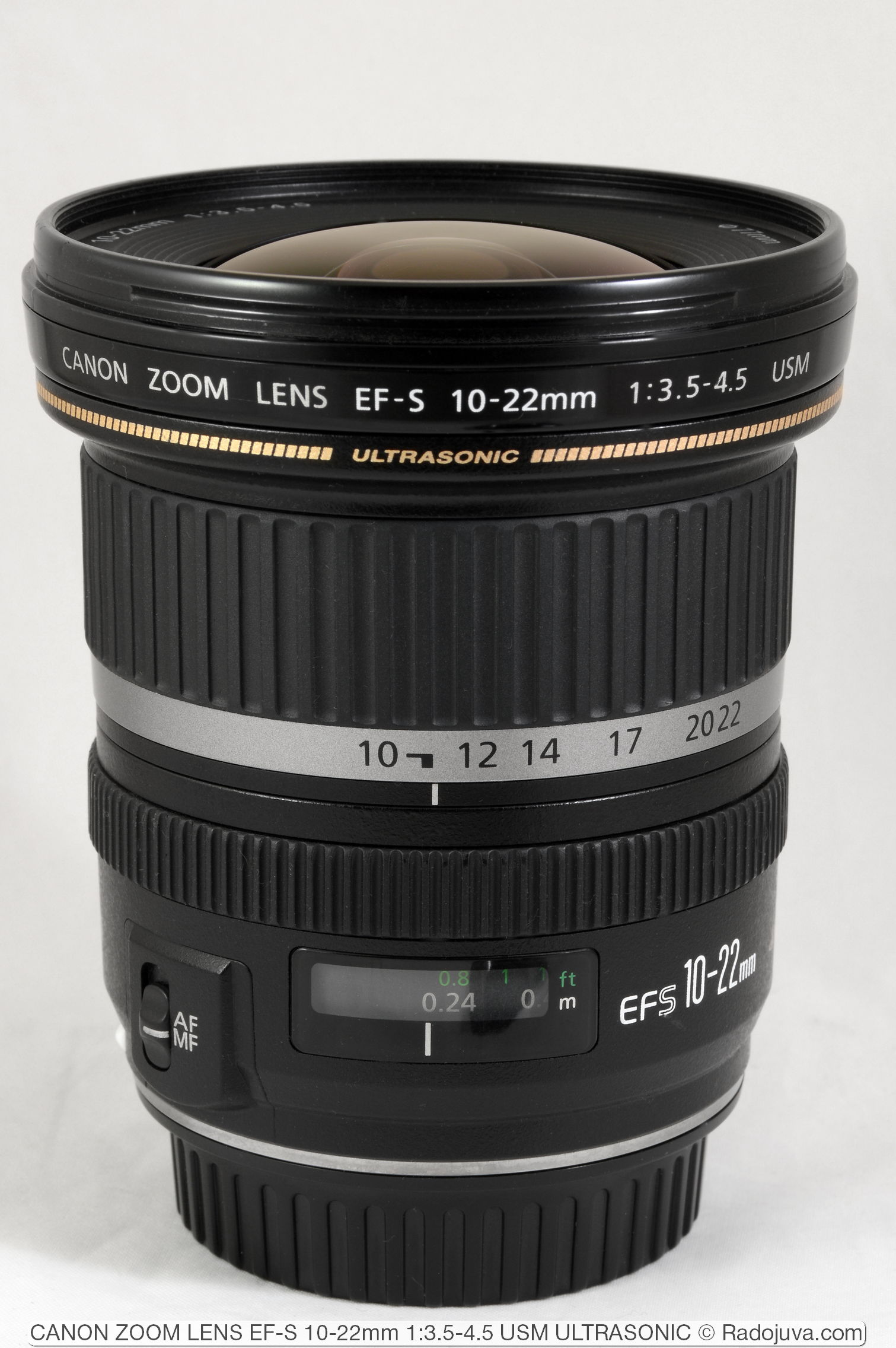 Canon Zoom Lens EF-S 10-22mm 1:3.5-4.5 USM ULTRASONIC