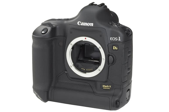 Canon EOS-1 Ds Mark II Digital