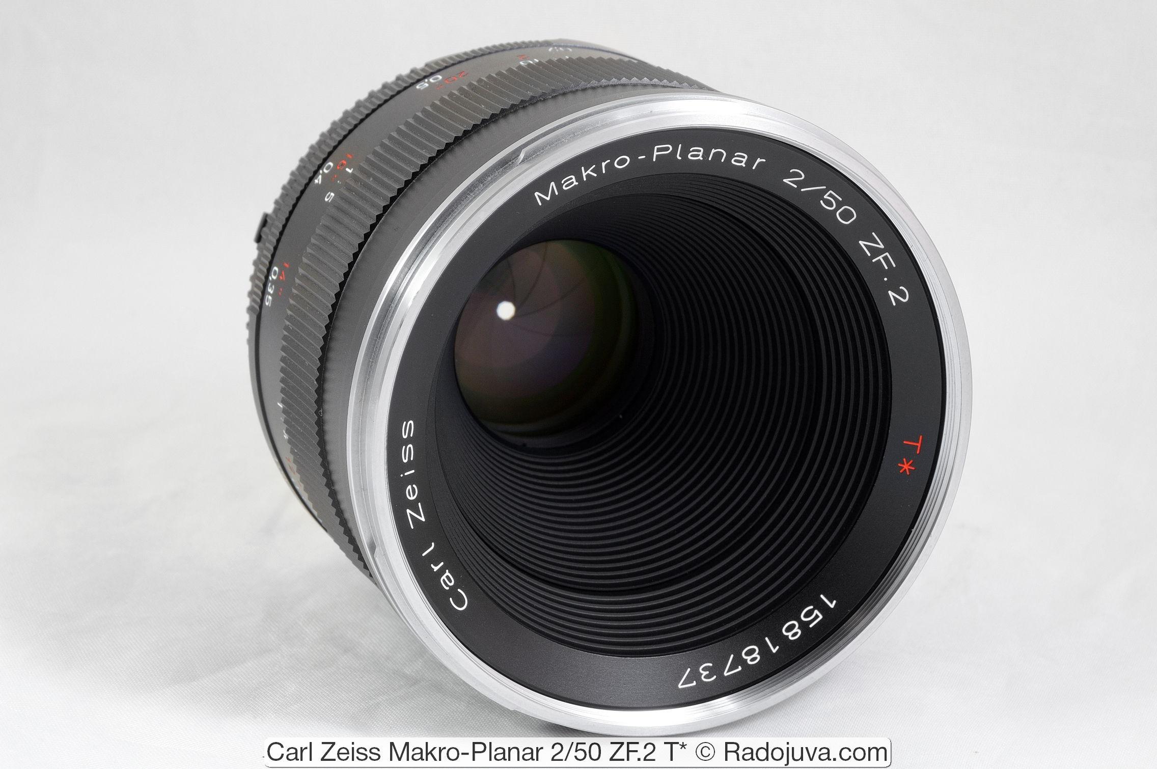 Carl Zeiss Makro-Planar 2/50 ZF.2 T*