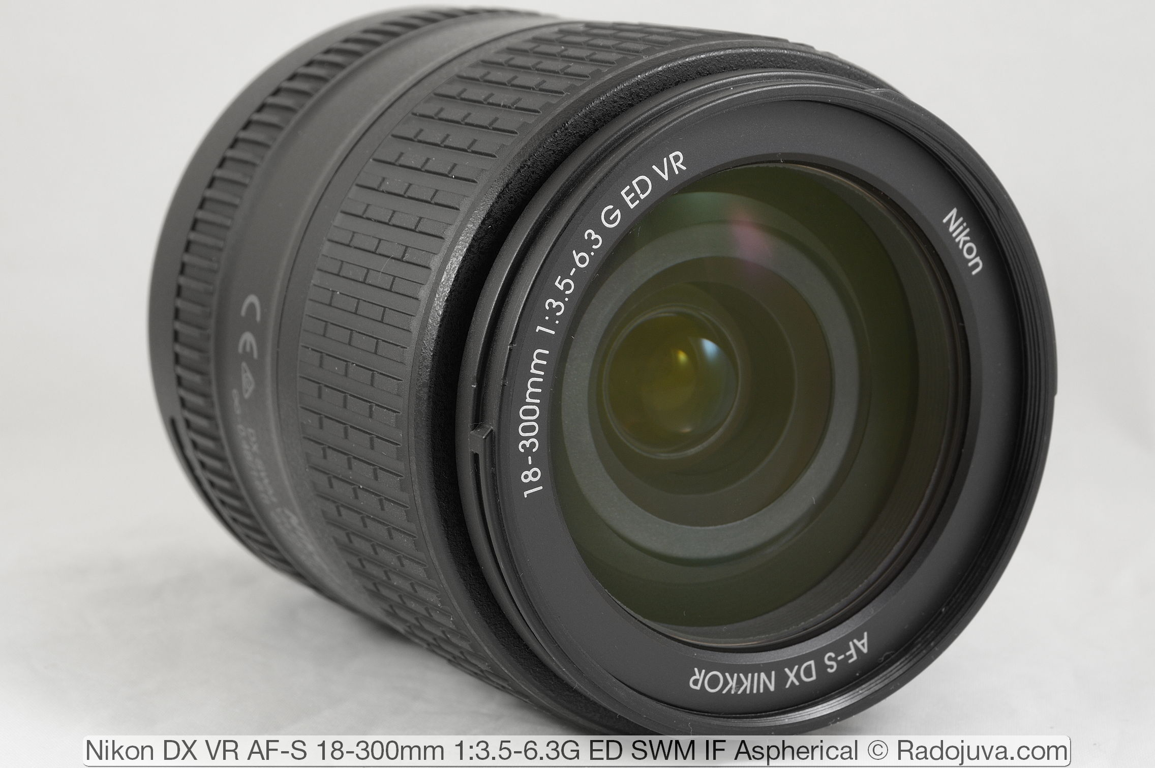 Nikon DX VR AF-S 18-300mm 1:3.5-6.3G ED SWM IF Aspherical