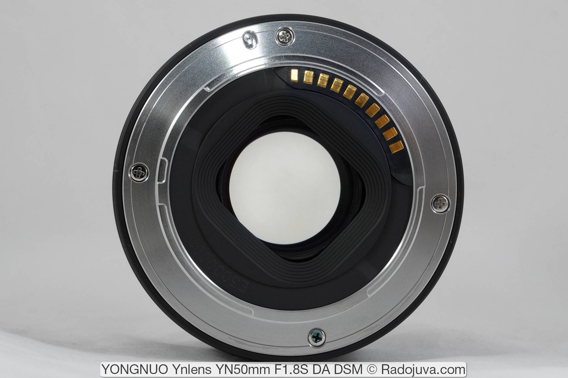 YONGNUO Ynlens YN50mm F1.8S DA DSM