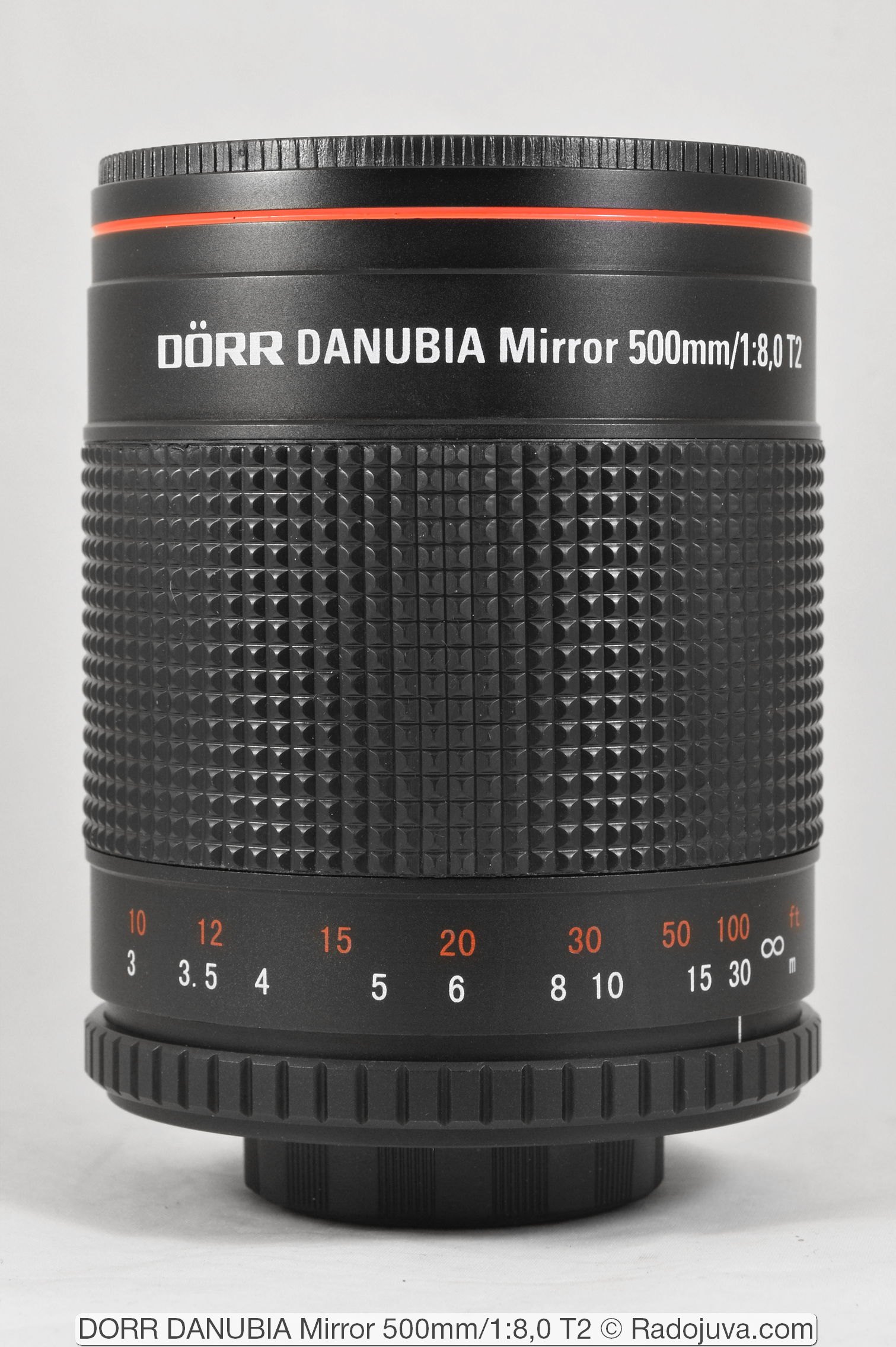 DORR DANUBIA Mirror 500mm F/8 T2