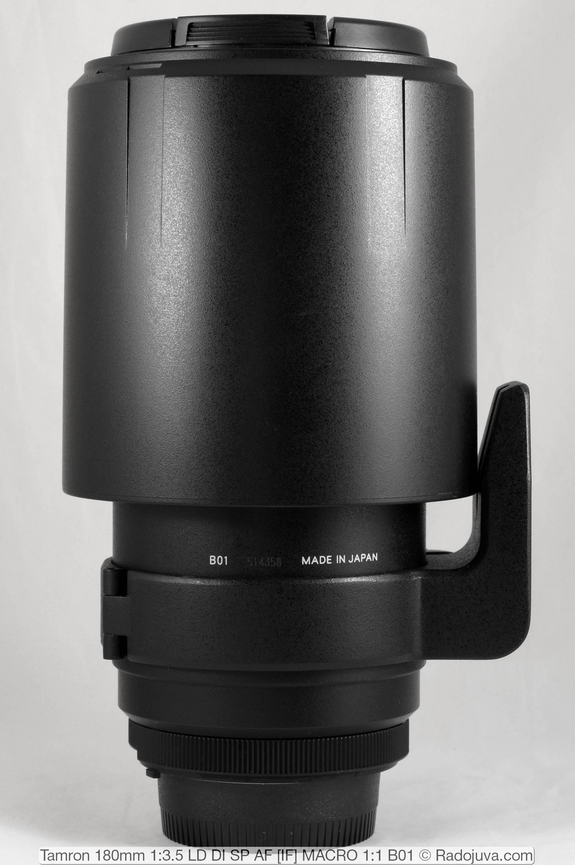 Tamron 180mm 1:3.5 LD DI SP AF [IF] MACRO 1:1