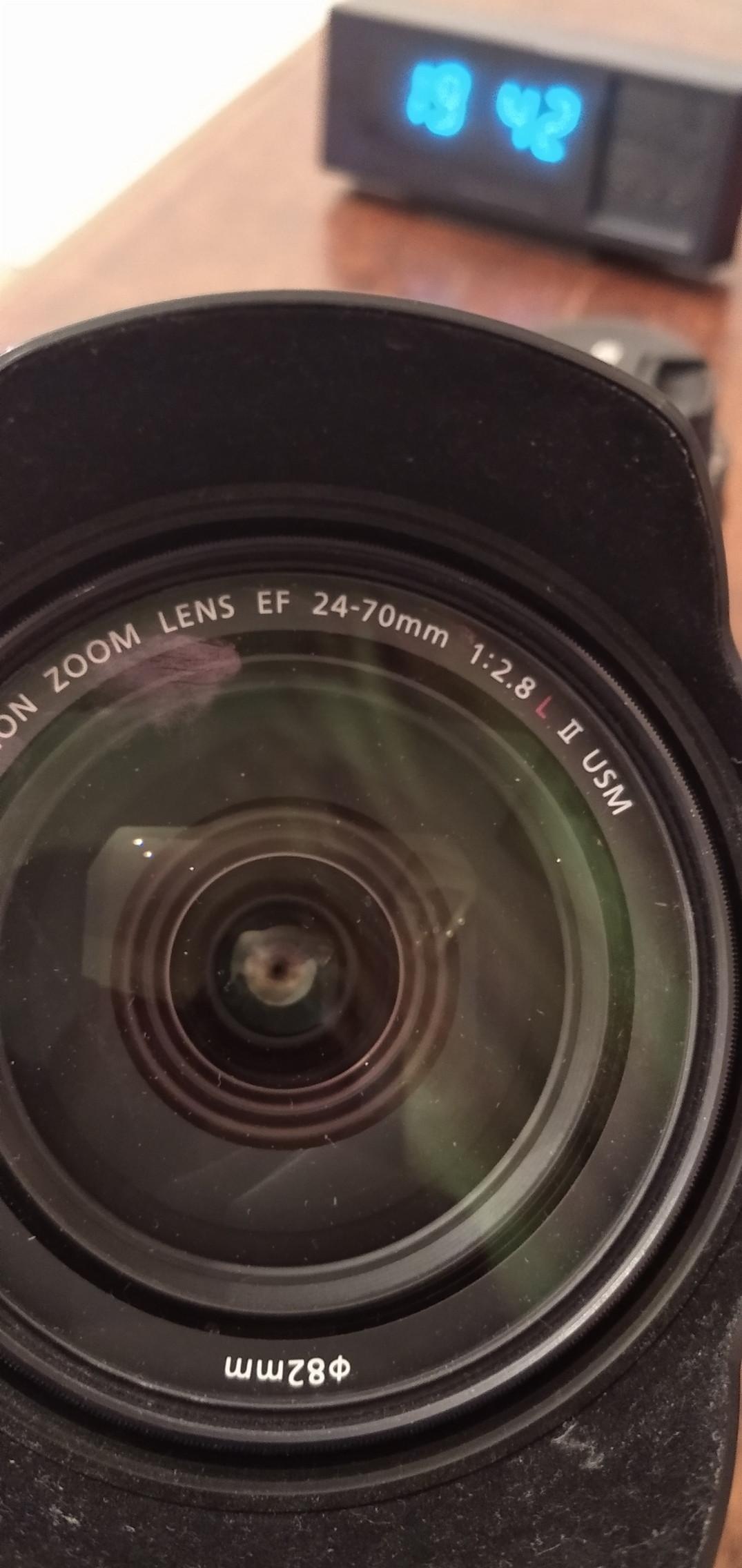 Canon Zoom Lens EF 24-70mm 1:2.8 L II USM