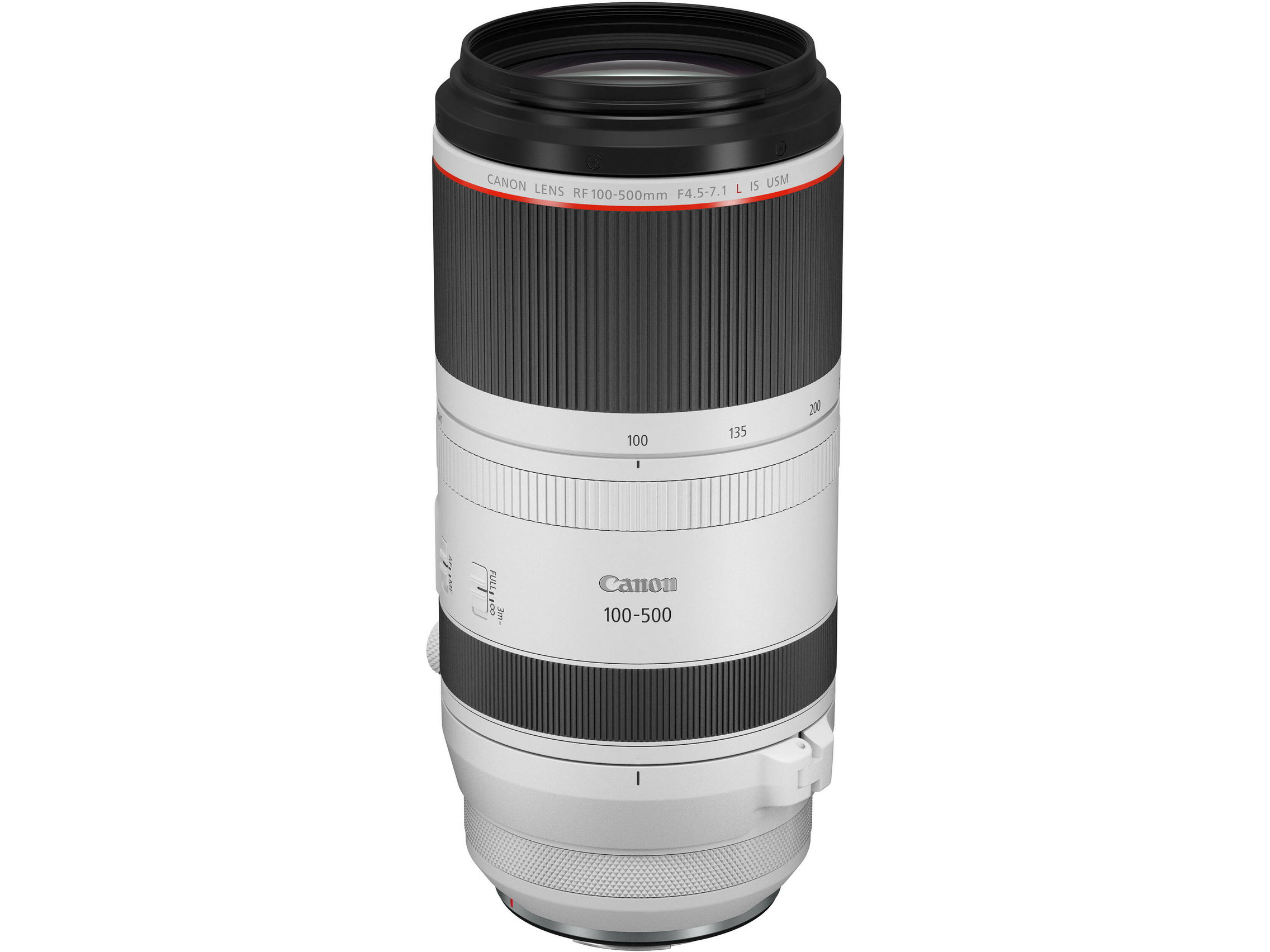 Canon Lens RF 100-500mm F4.5-7.1 L IS USM