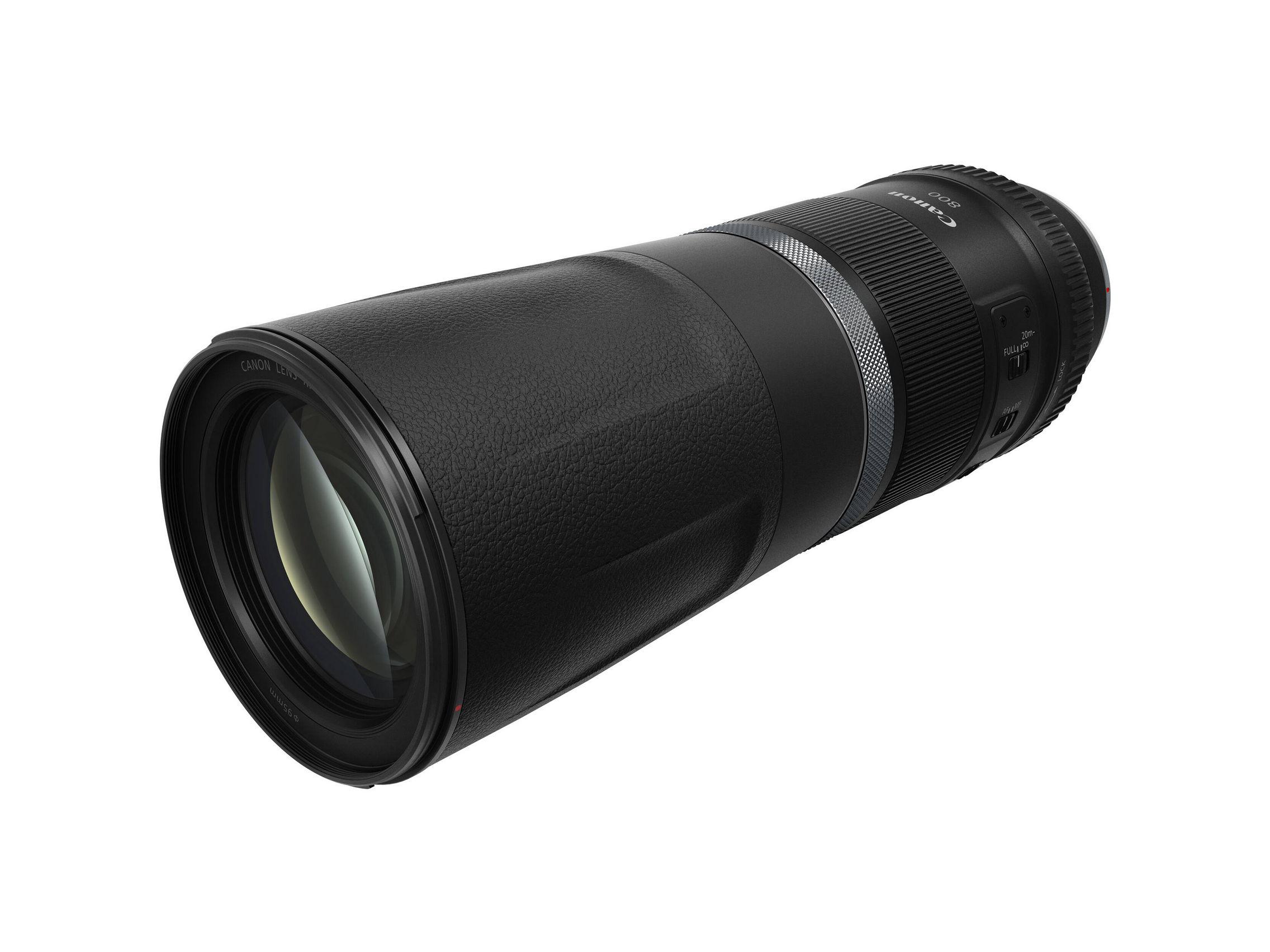 Canon Lens RF 800mm F11 IS STM