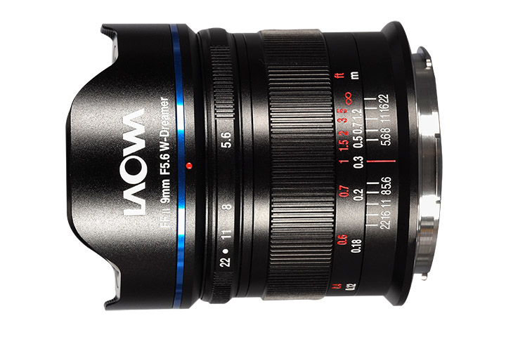 LAOWA FF ii 9mm F5.6 W-Dreamer RL FF